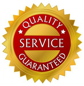 Quality-Service-Guaranteed