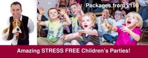 Children's Entertainers, Kids Entertainer, Local Children's Entertainers, Birthday Party Entertainers