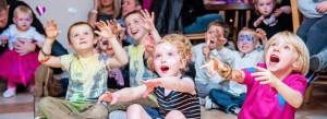 Children's entertainer Bowdon, kids entertainer Bowdon, kids parties