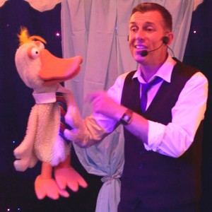 Ventriloquist, Puppets for Kids, Magic for Kids, Party Entertainer